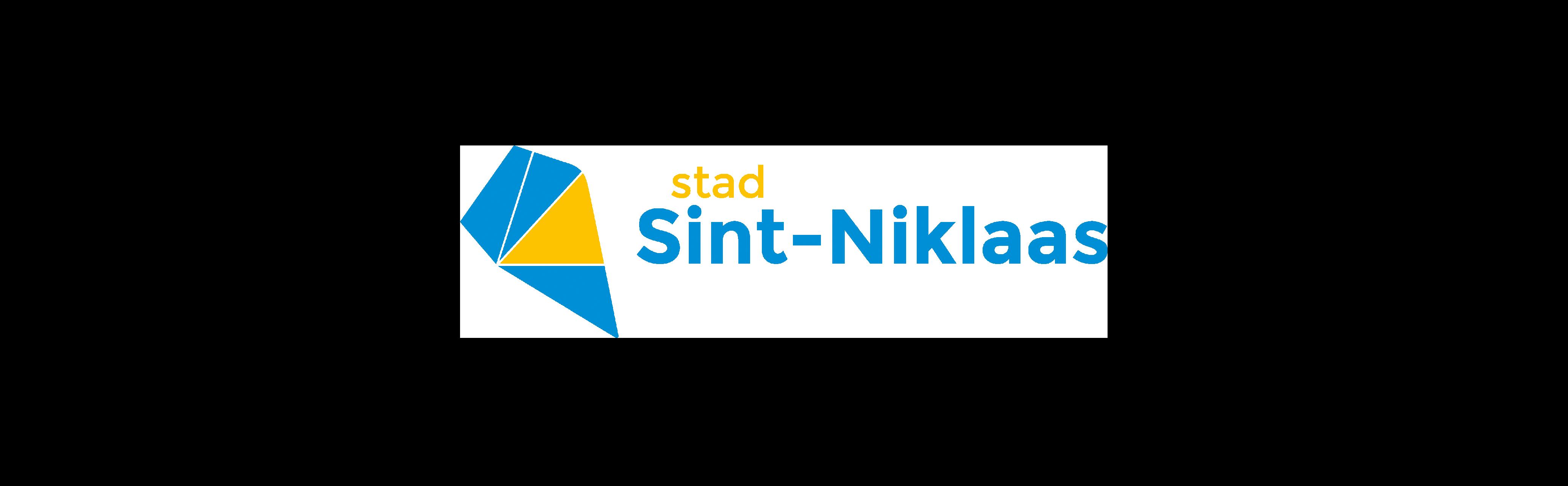 Logo sint niklaas stad rgb