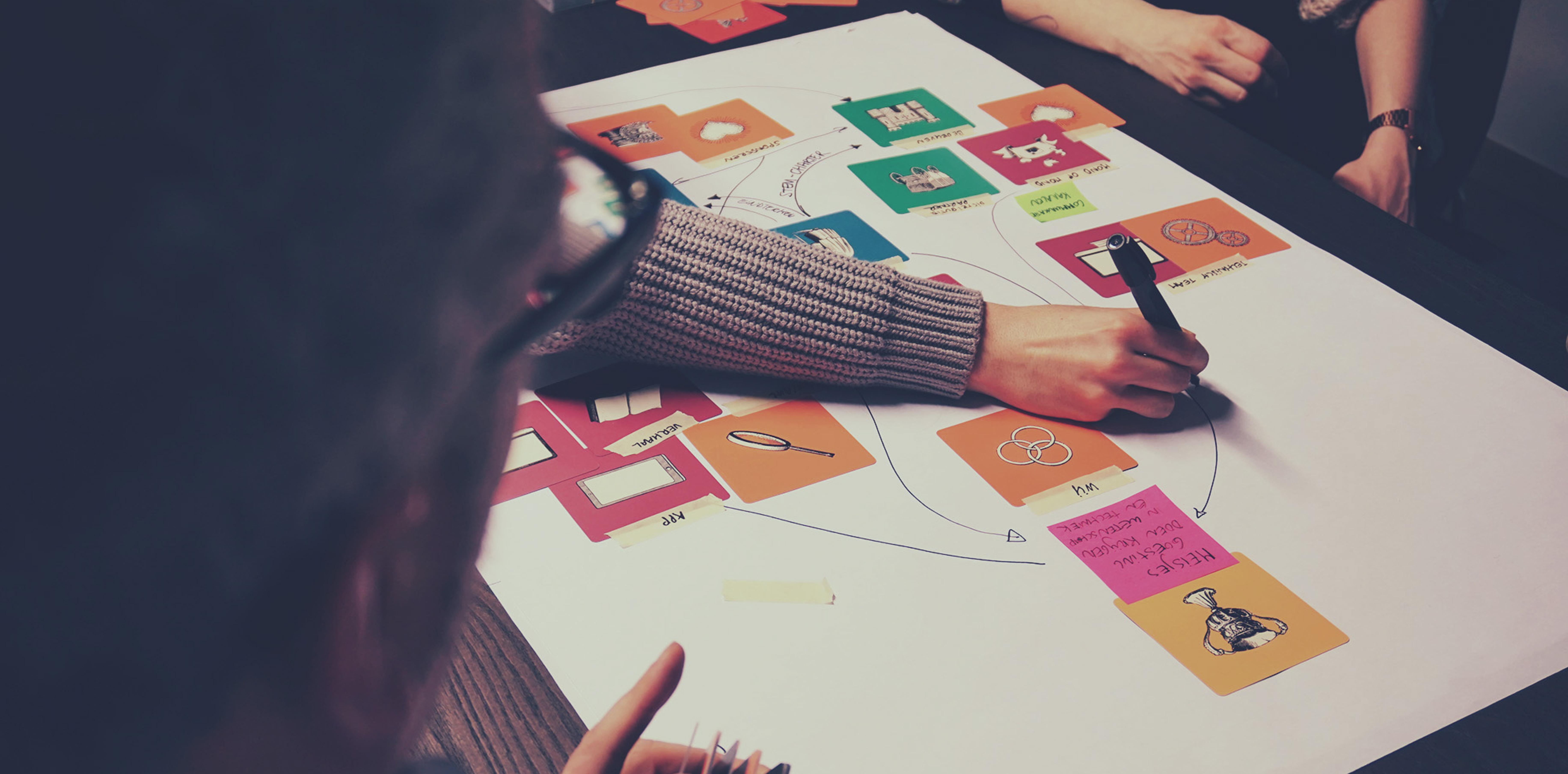 Service design training 2021 header